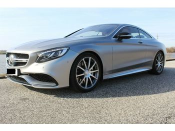 Mercedes-Benz *BRABUS* S 63 AMG 4MATIC Edition 1 Coupé *VOLL*  - pkw