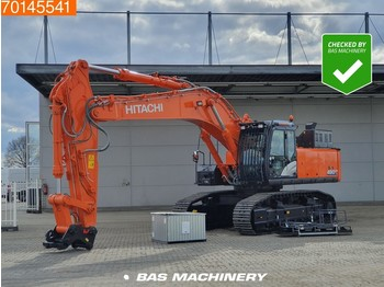 Hitachi ZX490LCH-6 EPA/CE - ALL FUNCTIONS - NEW UNUSED - kettenbagger