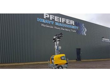 Atlas Copco Highlight E3+ New, Max Boom Height 7m, 10 Lux, Lig  - lichtmasten