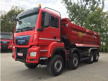 Kipper MAN TGS 35.460 8x6 EURO6 Muldenkipper TOP! NEU!