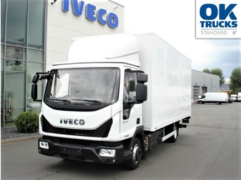 IVECO Eurocargo 75E19P, AT-Motor, Koffer H 2,46m - koffer lkw