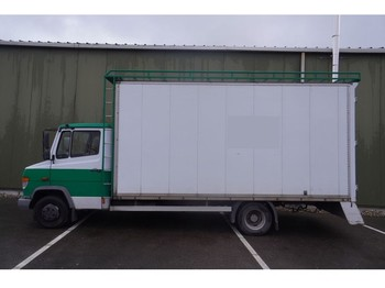 Koffer lkw Mercedes-Benz VARIO 614 CLOSED BOX