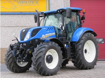 New Holland T7.210 - radtraktor