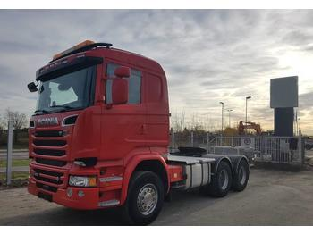 Scania R580 6x4 Tractor unit (Iveco-MAN)  - sattelzugmaschine