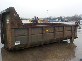 20 Yard RORO Skip to suit Hook Loader Lorry - abrollcontainer