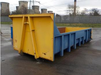 25 Yard Roro Skip to suit Hook Loader Lorry - abrollcontainer