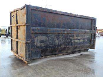 40 Yard RORO Skip to suit Hook Loader Lorry - abrollcontainer