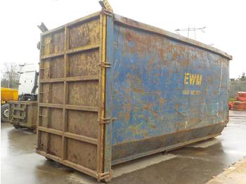50 Yard RORO Skip to suit Hook Loader Lorry - abrollcontainer