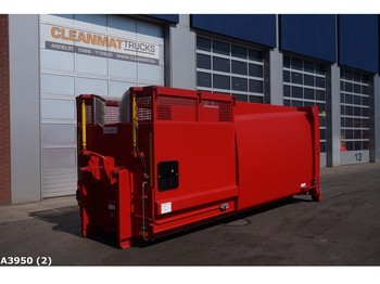 Kiggen 17,5 m3 NEW  - abrollcontainer